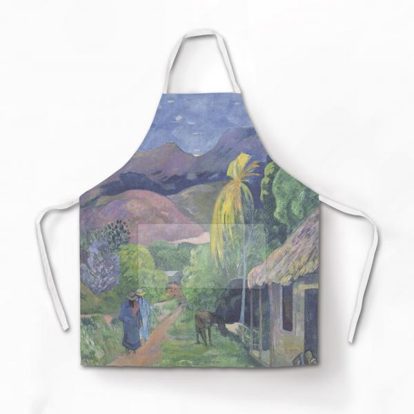 Apron / Road in Tahiti