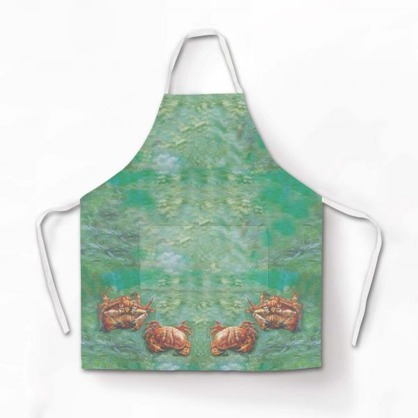 Apron / Two Crabs