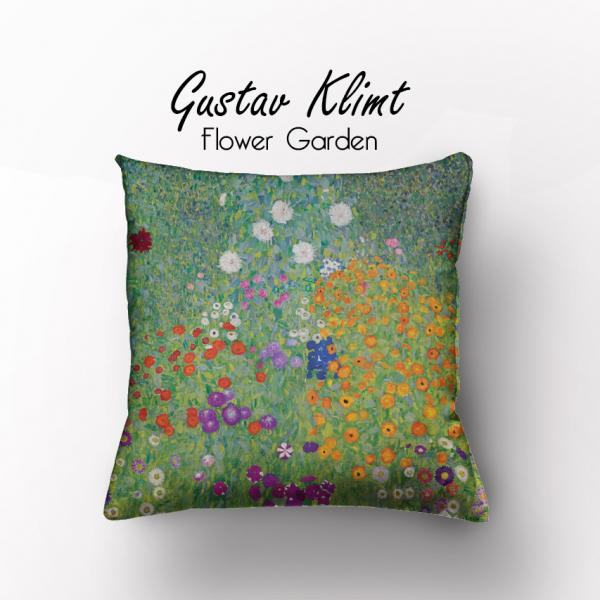Cushion cover / Claude Monet