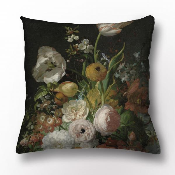 Cushion cover / Rachel Ruysch