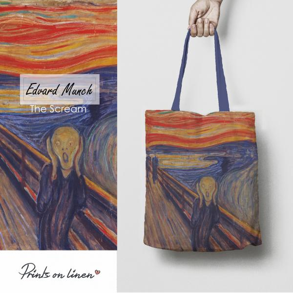 Tote bag / The Scream