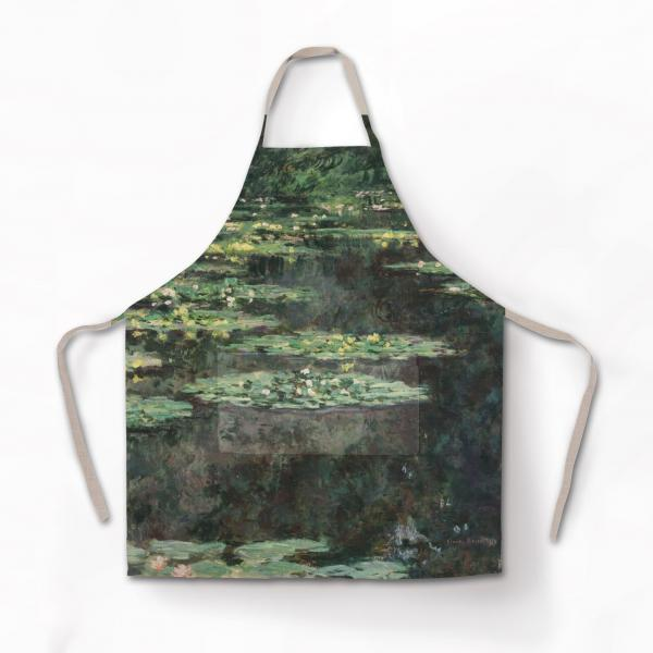 Apron / The Water Lilies, 1904