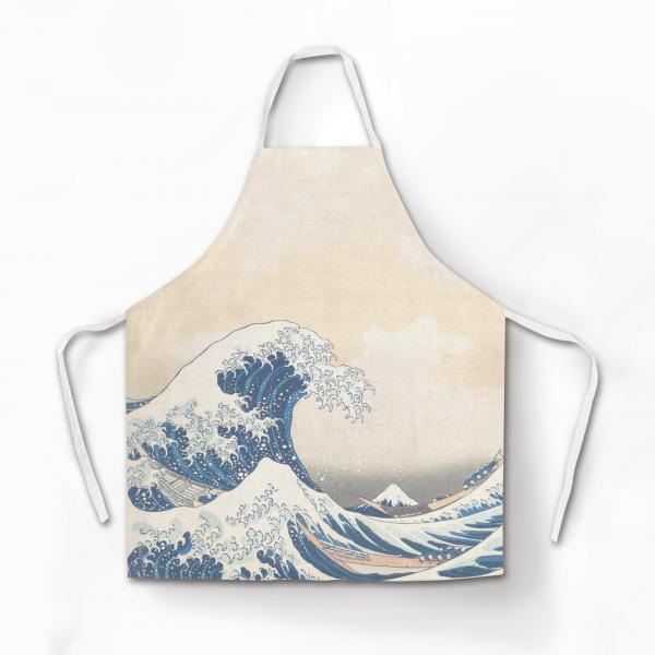Apron / The Great Wave
