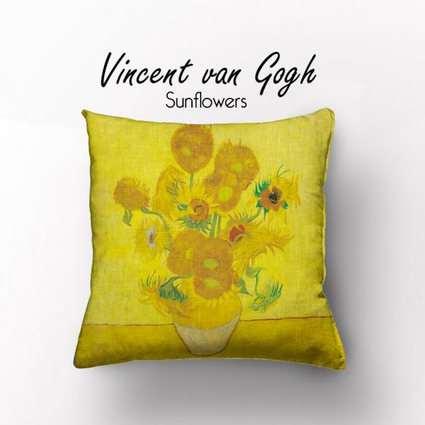 Cushion cover / Vincent van Gogh