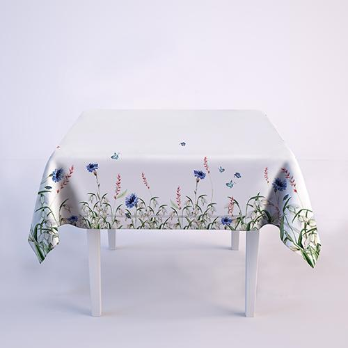 Tablecloth ,,Cornflowers""
