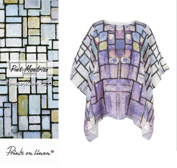 One size tunic / Composition No. II