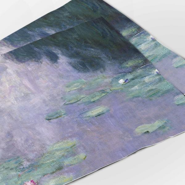 Placemats set / Water Lilies. 1907
