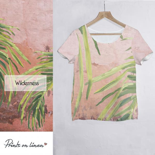 Women shirt / Wilderness