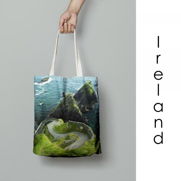 Wholesale - IRELAND - tote bags