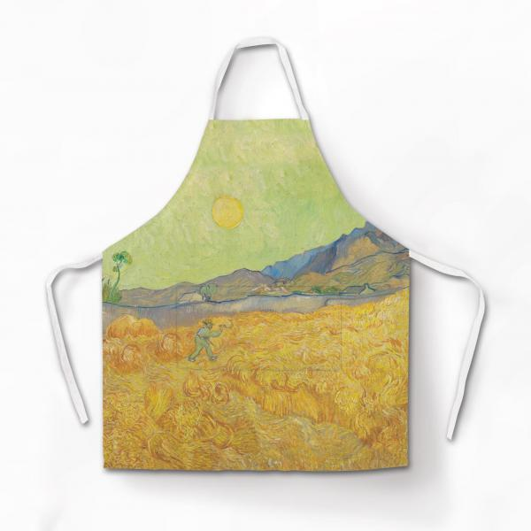 Apron / Wheat field