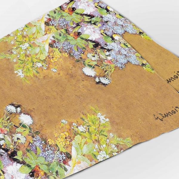 Placemats set / Spring Bouquet
