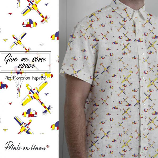 Mens shirt / Give me some space