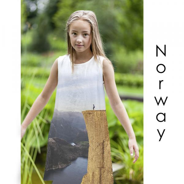 Wholesale - NORWAY - linen dress