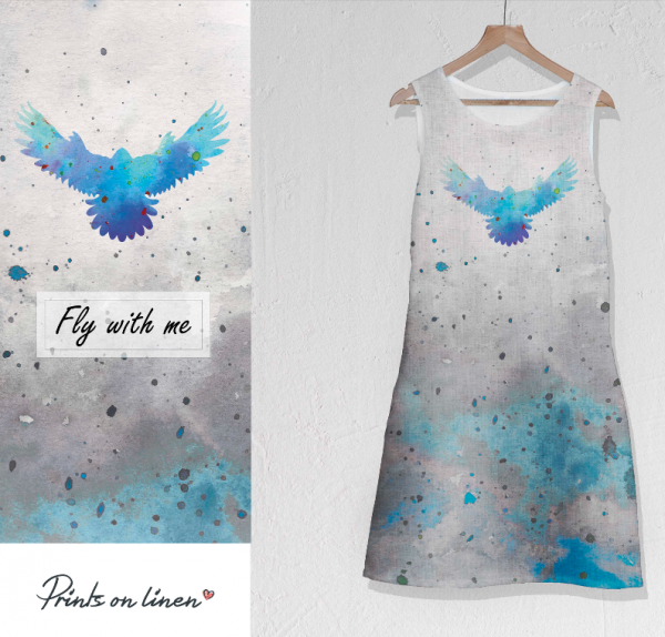 Dress / Cosmic / Fly with Me