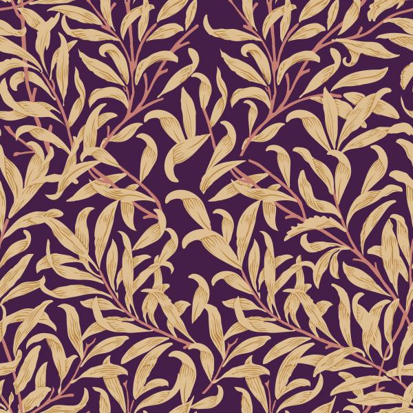 Gold Leaf by William Morris