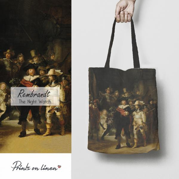 Tote bag / The Night Watch