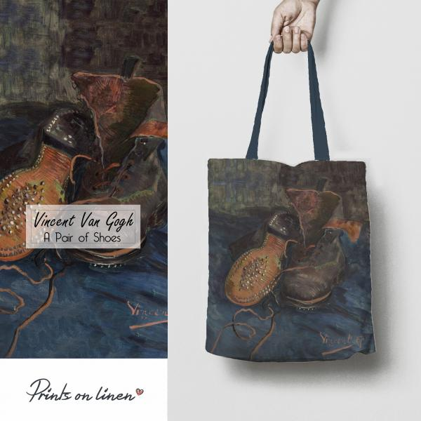 Tote bag / A Pair of Shoes