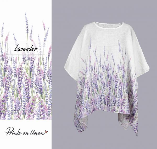 One size tunic / Lavenders