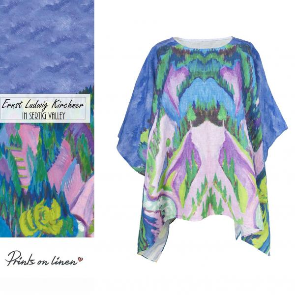 One size tunic / In Sertig Valley
