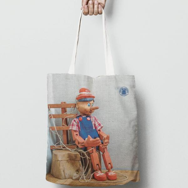 Tote bag / Praque city print