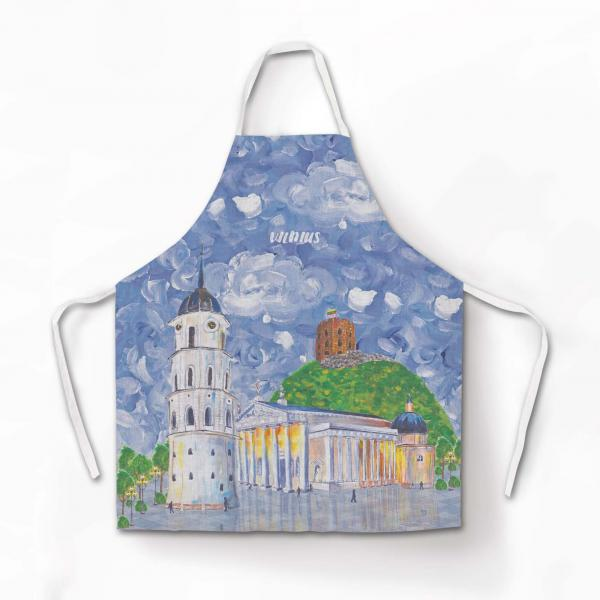 Apron / Let's meet in Vilnius
