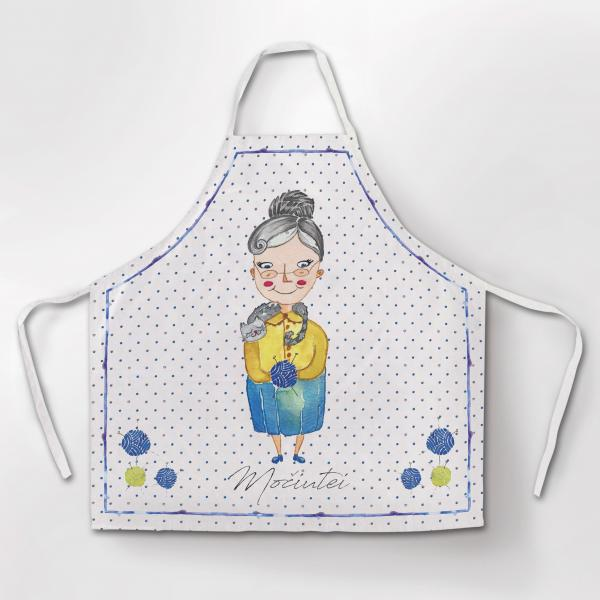 "Apron ""Grandmother"""