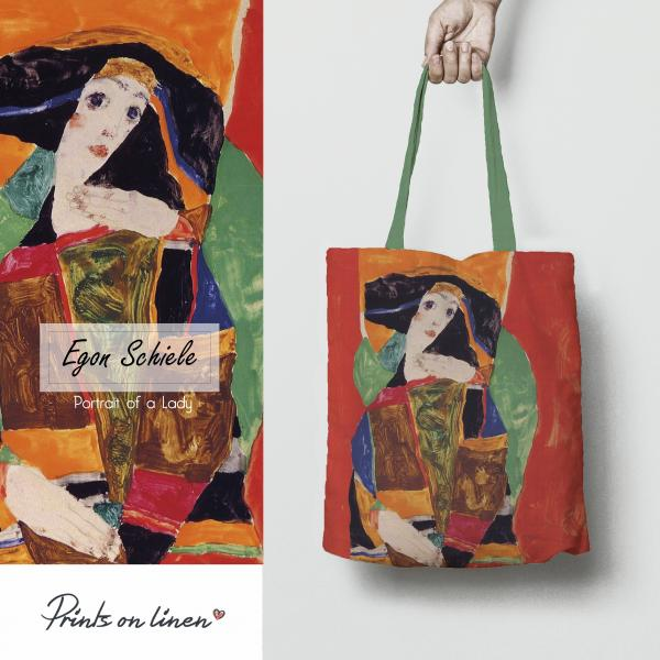 Tote bag / Portrait of a Lady