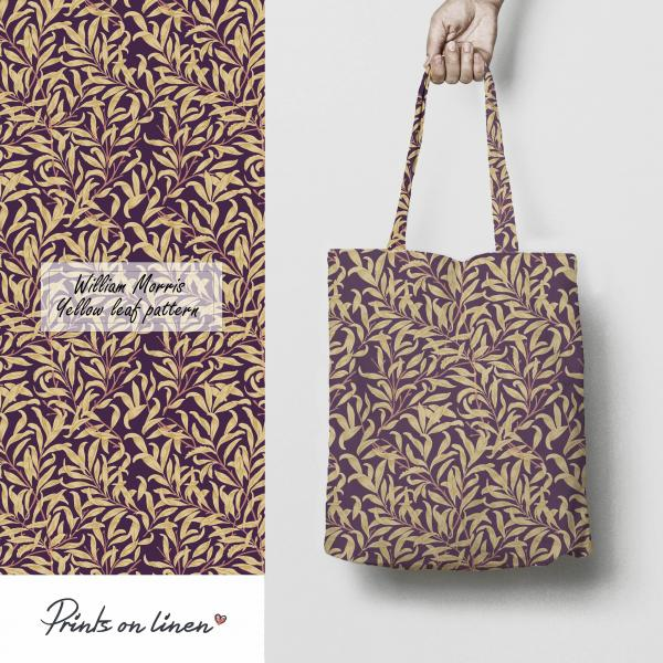 Tote bag / Gold Leaf