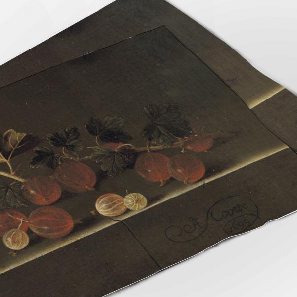 Placemats set / A Spring of Gosseberries