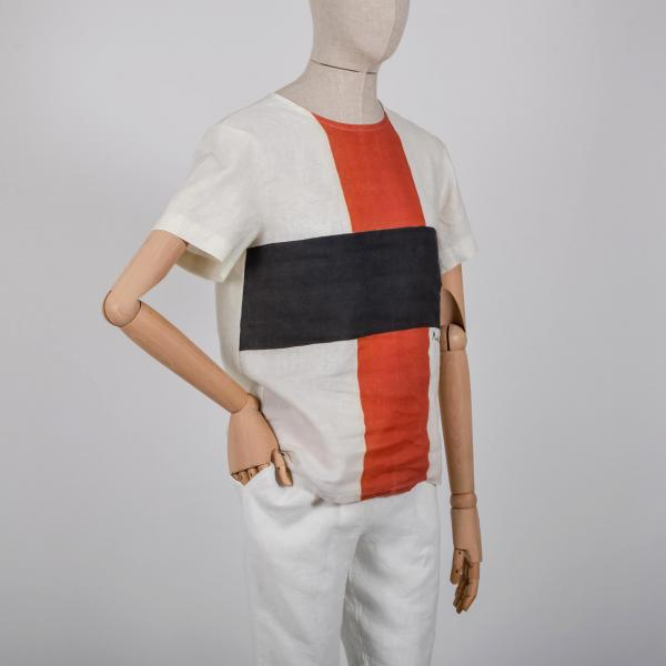 Men shirt / Kazimir Malevich