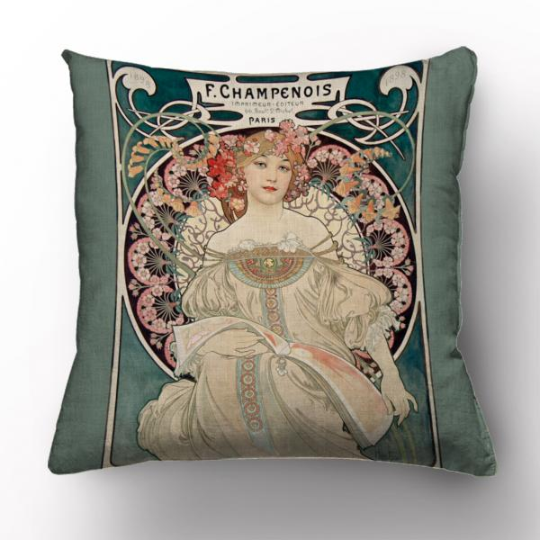 Cushion cover / Mucha III