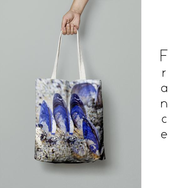 Wholesale - FRANCE - tote bags