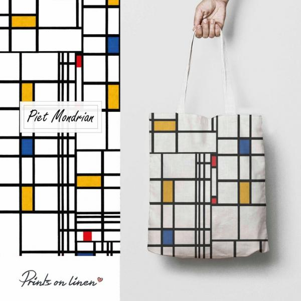 Tote bag / Composition II