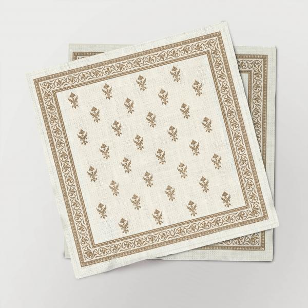 Napkins set / Luxe