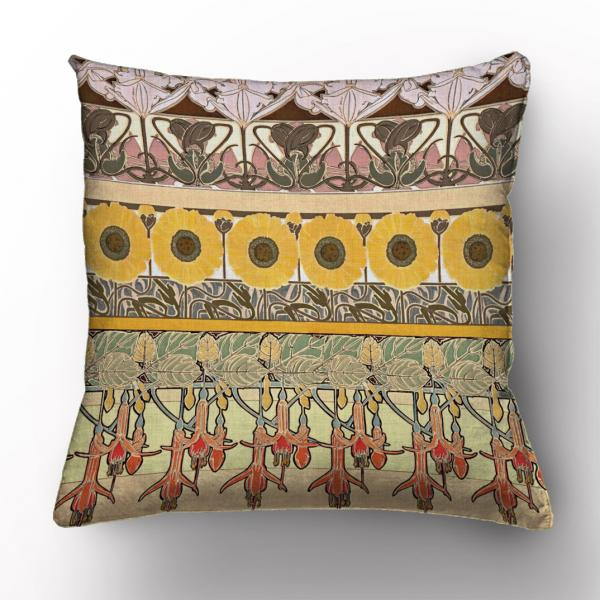 Cushion cover/Mucha VII
