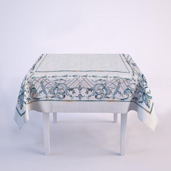"Tablecloth ""Vintage antique decor"""
