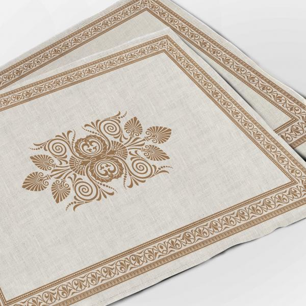 Placemats set  / Luxe