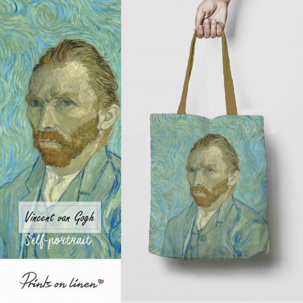 Tote bag / Self Portrait
