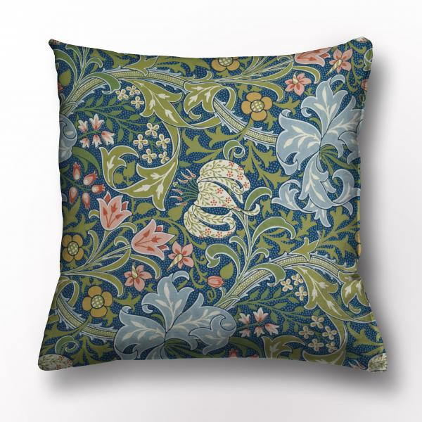 Cushion cover / Golden Lily