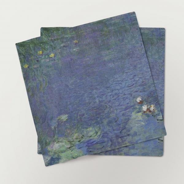Napkins / Water Lilies