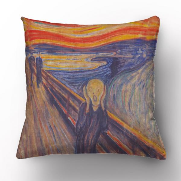 Cushion cover / The Scream