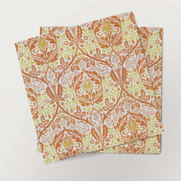 Napkins set / Golden Bough