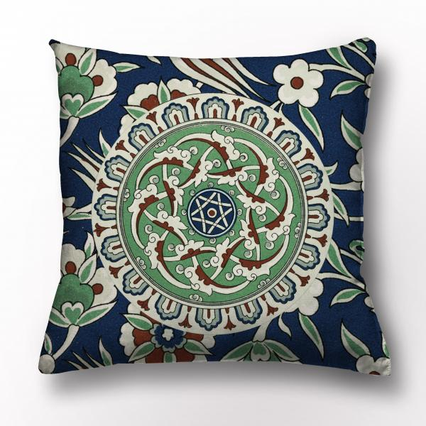 Cushion cover / L'ornement Polychrome