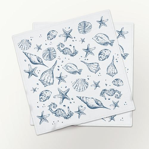 Napkins 32x32 cm (6 unit set)