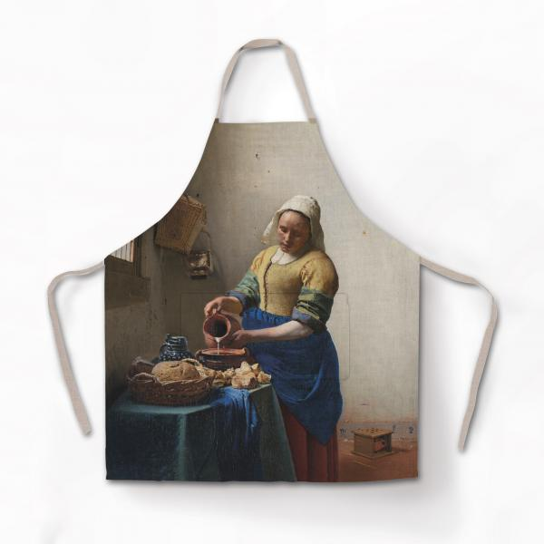 Apron / The Milkmaid