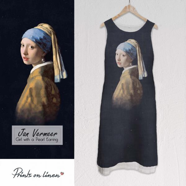 Long dress / Girl with a Pearl Earring