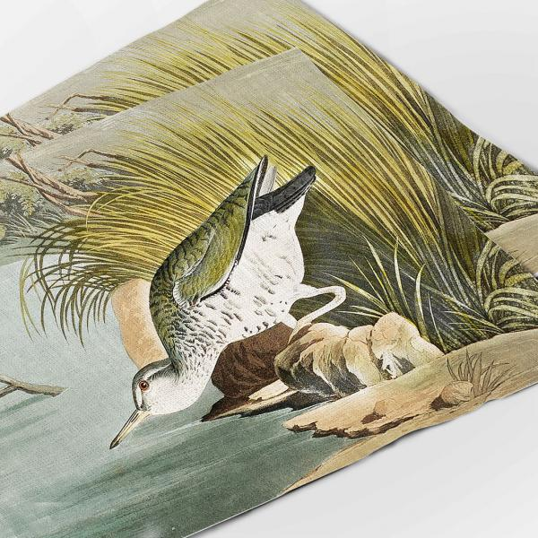 Placemats set / Spotted Sandpiper