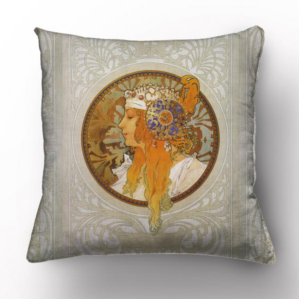 Cushion cover / Mucha VI