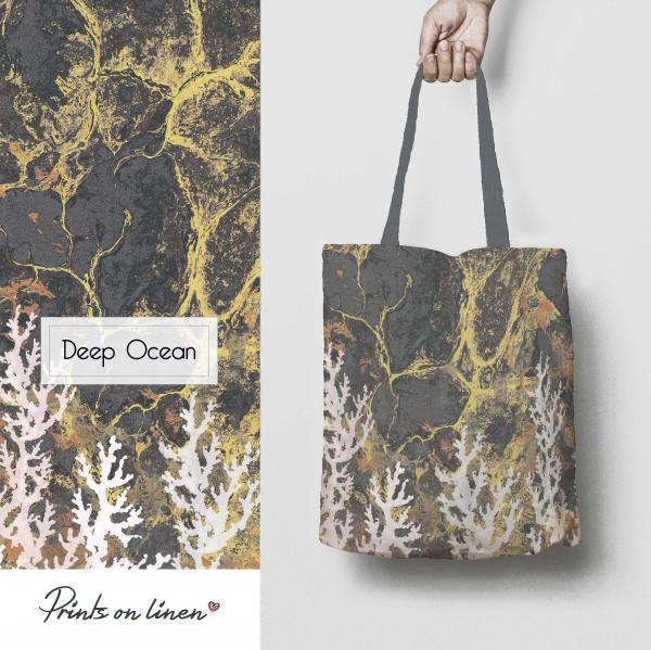 Table bag / Deep Ocean