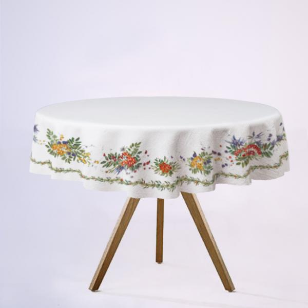 Tablecloth / Nostalgia (round)